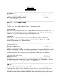 Things To Put On Your Portfolio When First Starting Out How To     Recent Environmental Science Graduate Looking For Some Guidance On How To Get My Resume Noticed How