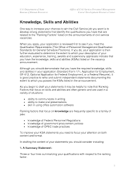 best photos of job skills and abilities additional skills on knowledge skills and ability examples
