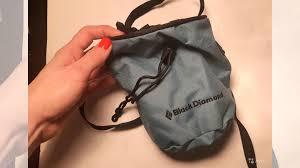 <b>Мешочек для магнезии Black</b> Diamond Mojo купить в Санкт ...