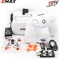 <b>EMAX Tinyhawk II 75mm</b> 1 2S Whoop FPV Racing Drone RTF / BNF ...