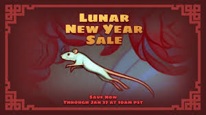 Steam's Lunar <b>New Year</b> sale begins with deals on <b>GTA</b>, Witcher ...