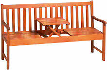 Hardwood Garden <b>Bench</b> - Shop online and save up to 41% | UK ...