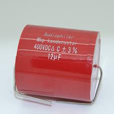 Buy <b>2pcs MKP</b> CYCAP 12uf <b>400V</b> Capacitor Capacitor Tubular ...