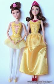 Принцессы Диснея: <b>Белль</b>, 2 <b>куклы</b> (балерина и в сверкающих ...