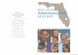 mast academy pdf state university system admission tour matrix booklet