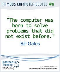 Great Computer Quotes. QuotesGram via Relatably.com