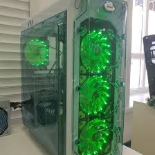 <b>Корпус GameMax StarLight</b>-<b>W</b>-Green – купить в Михайловске ...