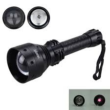 <b>VastFire Zoomable IR 850nm</b> LED Hunting <b>Infrared</b> Torch Night ...