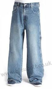 "Bleubolt BN <b>Tinted</b> Carpenter Skater Jeans 24"" hem Big Size Baggy ..."