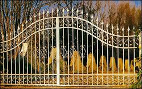 Hasil carian imej untuk rod iron gate