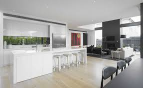 grey and white kitchen grey and white kitchen ideas with big space room and dining table