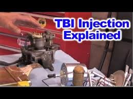How <b>Throttle</b> Body <b>Injection</b> ( TBI ) Works by Howstuffinmycarworks ...