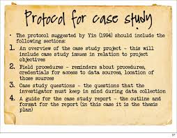 Yin      case study research design and methods pdf SlideShare