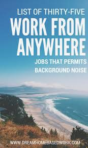 17 best ideas about work from home jobs making i am regularly asked for recommendations on work from home jobs that allow background noise