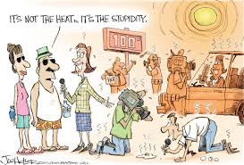 5 Cartoons About Today's Sweltering Heat by Editor, Daryl Cagle via Relatably.com