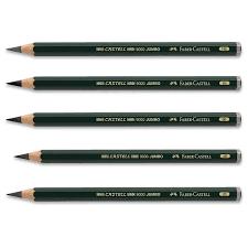 """Цена на <b>Карандаш чернографитный</b> Faber-Castell """"9000 <b>JUMBO</b> ..."""