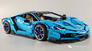 Preliminary Reviews on <b>CADA C61041</b> Lamborghini Centenario ...