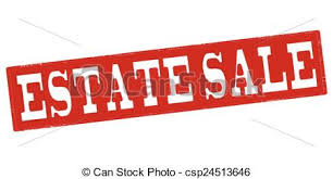 Image result for estate sale free clipart