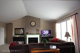 formal living room incorporating zebra print