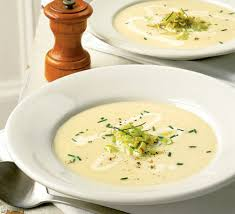 Image result for leek and brie cream soup