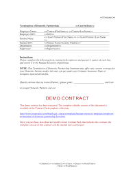 employee termination paperwork sample termination letter to employee