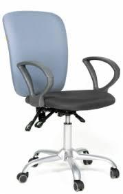 <b>CHAIRMAN</b> 9801 <b>Кресло офисное</b> Ткань ST-15 Серая 15-13 ...