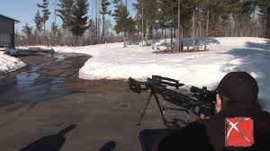 100 Yard Shot With A PSE Tac Elite <b>Crossbow</b> - YouTube