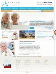 portland web design avamere