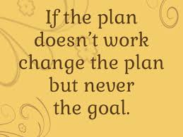 why having goals are important to be fitness inspiration and having one plan is not enough to obtain your goal you must make other plans
