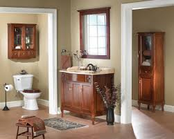 cream granite bathroom vanity