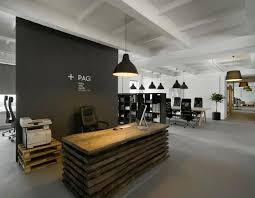 polish designers morpho studio have designed a new office interior for advertising agency pride interactive in advertising agency office