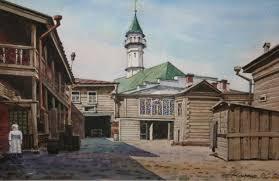 <b>Деревянные</b> дома <b>старой Казани</b>. ФОТО