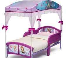 princess room furniture. disney frozen canopy toddler bed set princess room furniture girls bedroom new