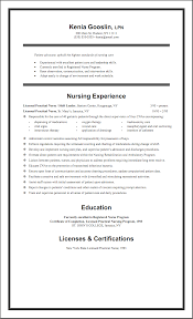 rn resume example graduate nurse resume examples template sample 11 nurse resume out experience 10 resume examples sample lpn new grad registered nurse resume examples