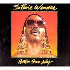 <b>Hotter</b> Than July - <b>Stevie Wonder</b>   Songs, Reviews, Credits   AllMusic