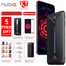 <b>Global Version</b> Original <b>ZTE nubia</b> Red Magic 3 3S Mobile phone ...