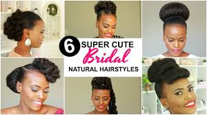 <b>2019</b> BRIDAL <b>NATURAL</b> HAIRSTYLES FOR BLACK <b>WOMEN</b> ...