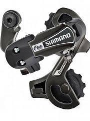 <b>Переключатель задний Shimano Altus</b> RD-M310,7/8ск., черный ...