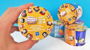 Disney <b>Princess</b> COMICS Minis 2 серия от <b>Hasbro</b>! Сюрпризы ...