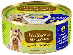 <b>Влажные корма</b> для кошек <b>Деревенские лакомства</b> - купить ...