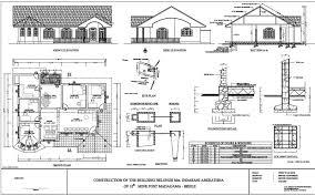 Bedroom House Floor Plan Design  sri lanka house plan    Sri Lanka House Plans