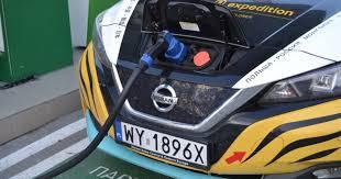 Из Польши в Японию на электромобиле: Марек Каминский ...