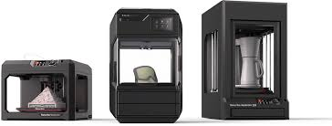 <b>MakerBot</b>: 3D Printers for Educators & Professionals