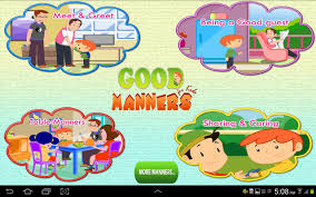 good manners for kids app ranking and store data app annie in the full version these topics are covered being a good guest meet greet table manners sharing caring