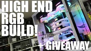 High Performance RGB Build + Giveaway!! - YouTube