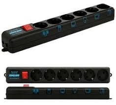 Купить <b>Сетевой фильтр Power Cube</b> Pro черный по супер низкой ...