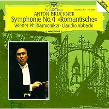 "<b>Bruckner</b>: Symphony No.4 ""Romantic"" by Wiener Philharmoniker ..."
