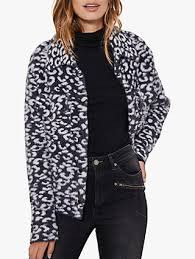 Women's Faux <b>Fur Jackets</b> | Outerwear | <b>John</b> Lewis & Partners