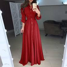 Большие размеры элегантное женское <b>длинное платье</b>-<b>рубашка</b> ...