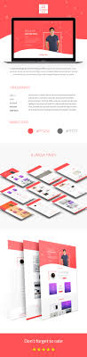 crown multipage personal cv resume psd template by onlinearpon psd main features